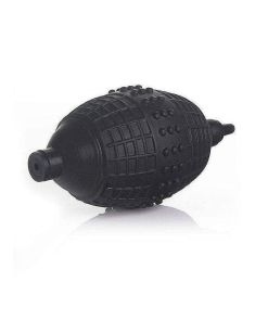 Pêra para bomba peniana cor preta