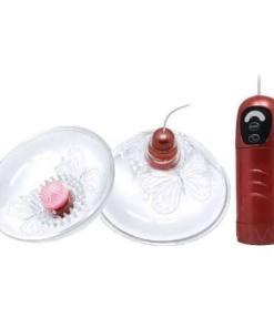 Estimulador Duplo de Mamilos Com Sucção e 7 Modos de Vibração - MOMO II Baile