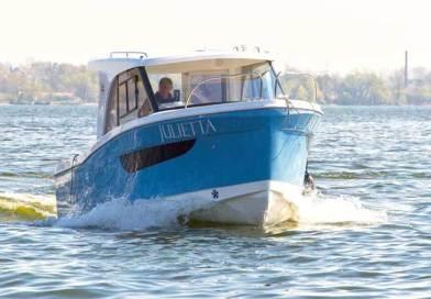 Jachty motorowe na Mazurach rodzinny urlop na wodzie!