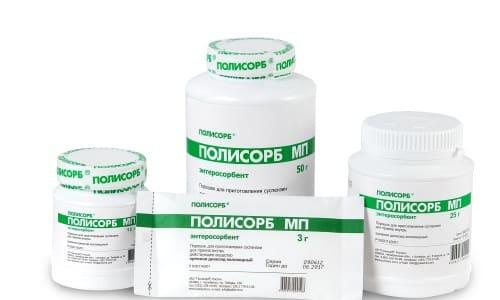 Полисорб или Энтеросгель что лучше: сравнение препаратов, отличия