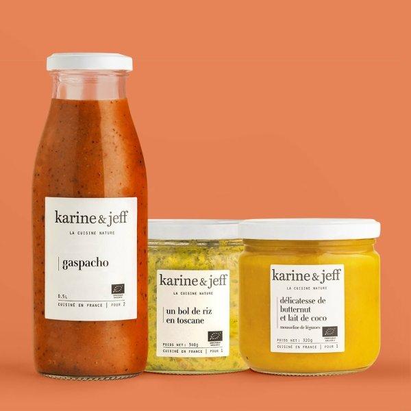 conserverie artisanale bio karine et jeff