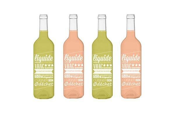 bouteilles-50cl liquide vrac