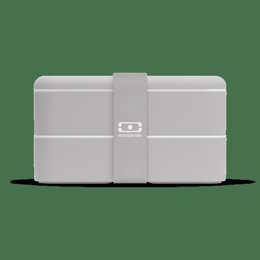 monbento- bento original -gris coton
