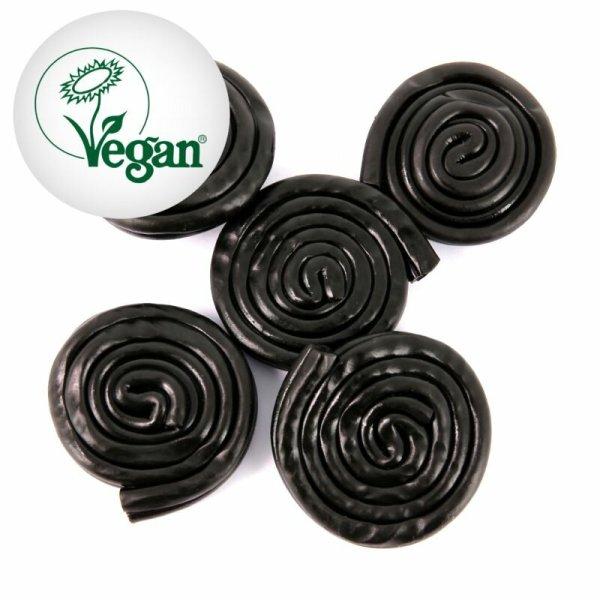 rouleaux réglisse Bio vegan