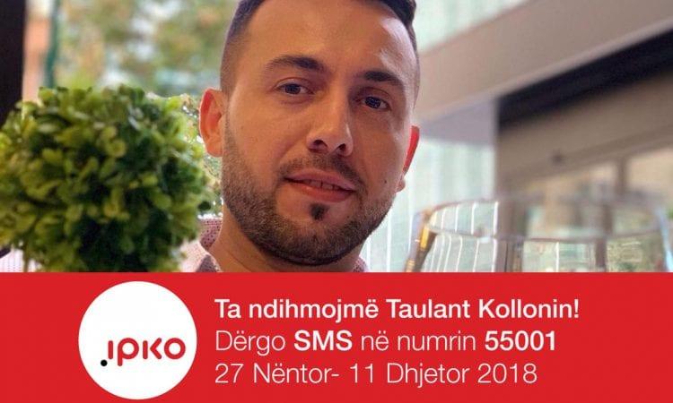 Taulant Kolloni nga Opoja ka nevojë për ndihmën tonë