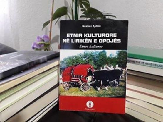 """Porosit online librin """"ETNIA KULTURORE NË LIRIKËN E OPOJËS """""""