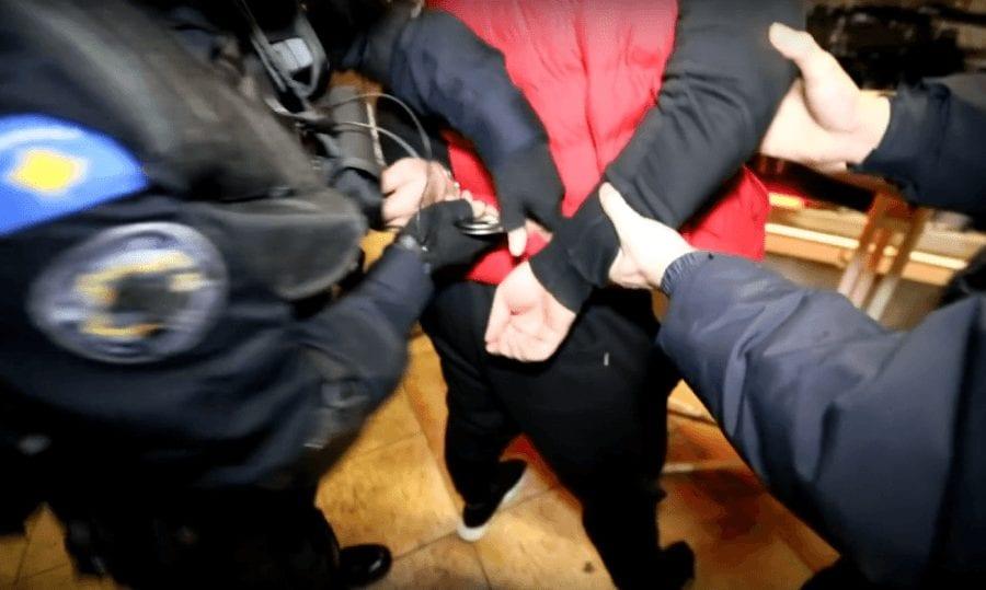 Arrestohet një person në fshatin Blaç të komunës së Dragashit.