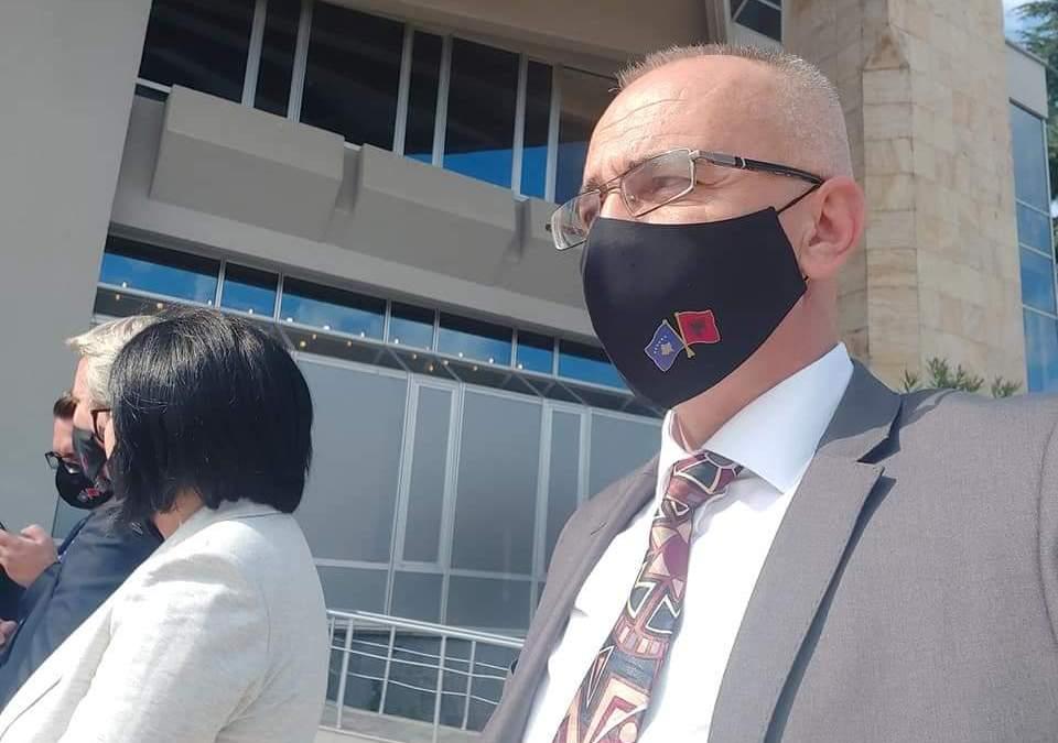 Edhe zëvendësministri Selim Kryeziu pjesë e takimit të dy qeverive në Tiranë