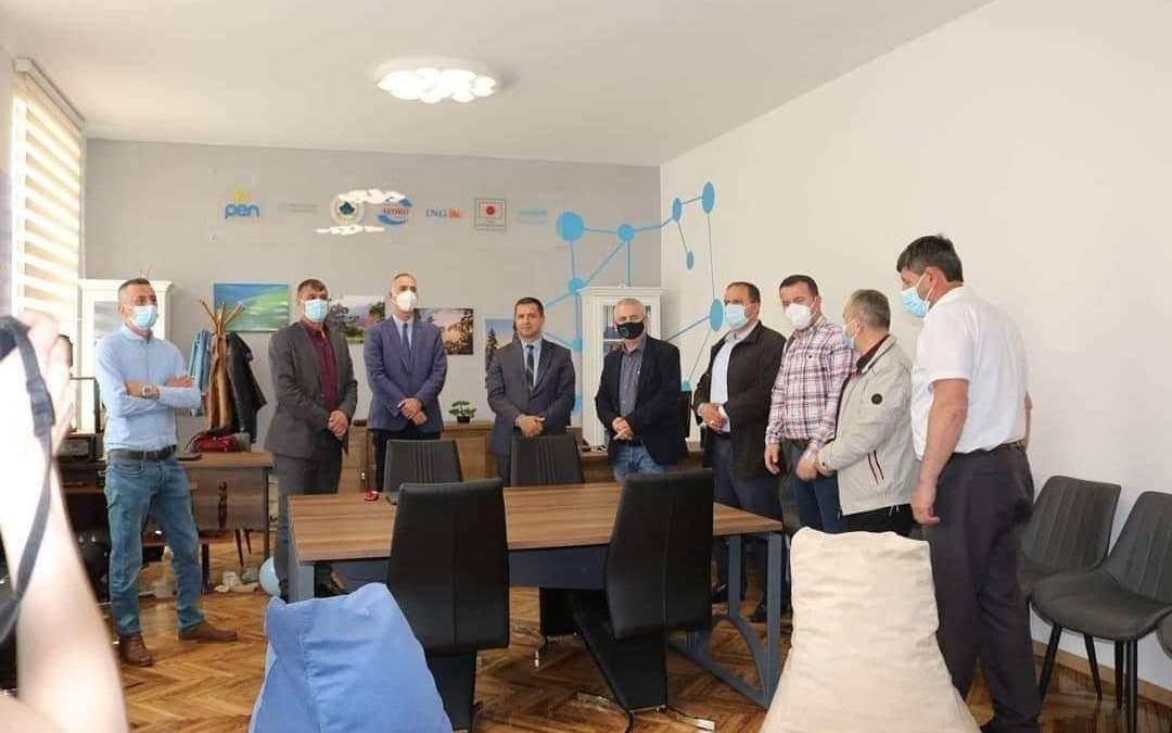 """Nënshkruhet """"Memorandum Mirëkuptimi"""" ndërmjet UNICEF dhe komunës së Dragashit."""