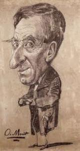 Oscar Monet - Karykatura