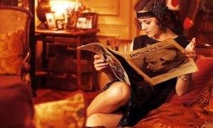 """""""O północy w Paryżu"""" re.z Woody Allen"""