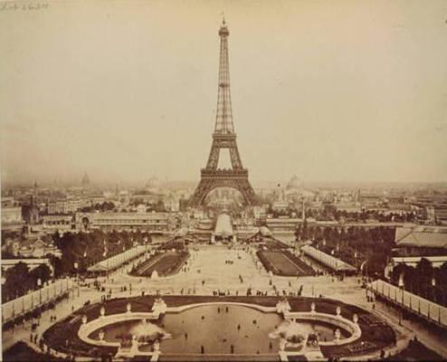 Wystawa powszechna Paryż 1889