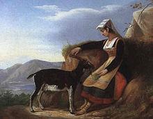 Pierwszy nauczyciel Clauda Monet'a