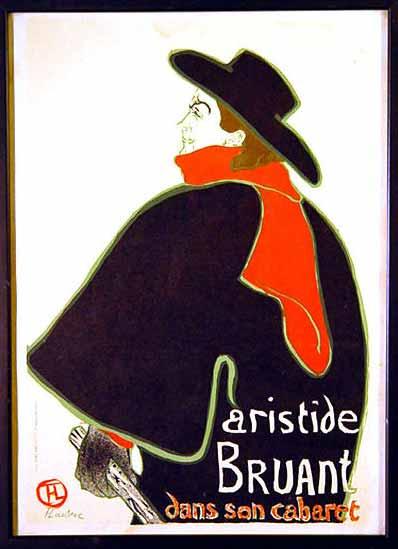"""""""Le jiu-jitsu"""" Aristide Bruant"""