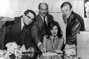 Leo Missir (kompozytor) , Eddie Barcly, Lucien Moriesse, 1959