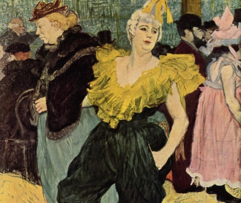 Życie nocne wg Tolouse Lautreca – Cha u Kao