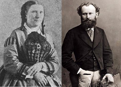 Edouard Manet i Suzanne Leenhoff