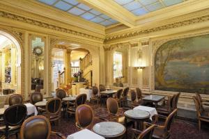 Wnętrze Cafe Angelina