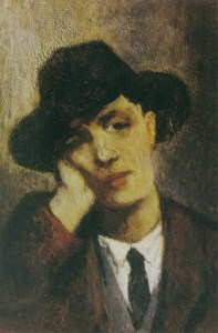 Modigliani autorstwa Jeanne Hebuterne