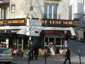 Hotel Chat Noir oraz kawiarnia