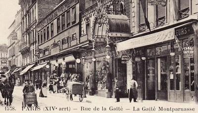 Dawny czar Montparnasse