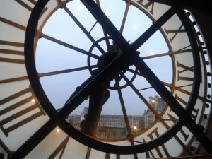 Zdjęcie autorstwa Magdy - muzeum D'Orsey - jedno z jej ulubionych miejsc w Paryżu