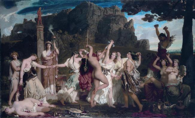 Charles Gleyre – nawrócony romantyk. Wystawa w muzeum d'Orsey