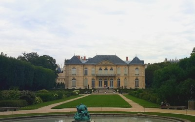 Muzeum Rodin – historia posiadłości