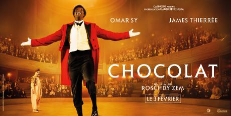 """""""Chocolat"""" Roschdy Zem"""