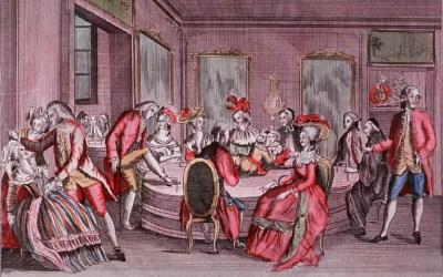 Moda na mesmeryzm w Paryżu XVIII wieku