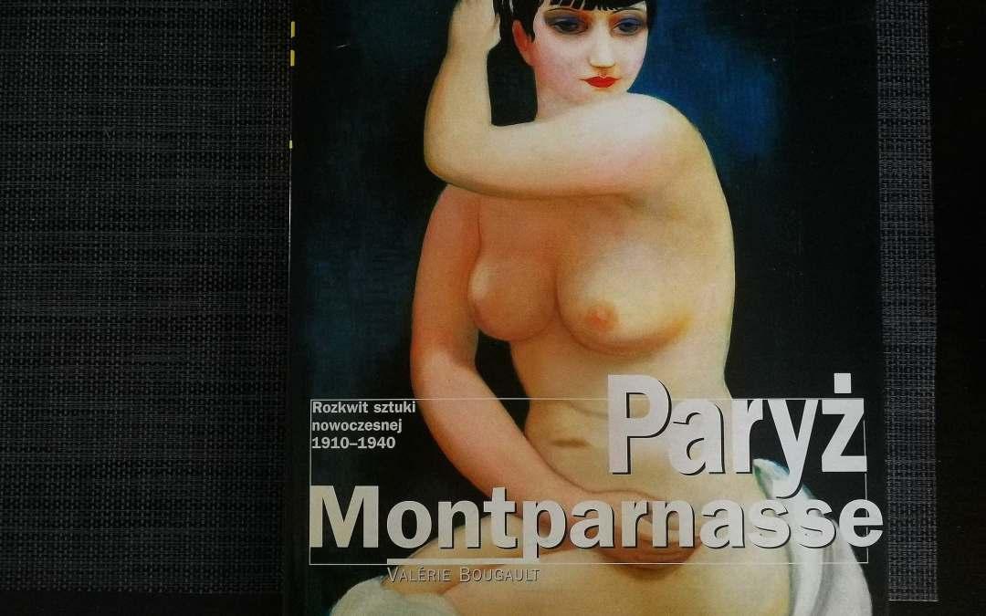 """""""Paryż Montaparnasse"""" Valerie Bougault"""