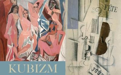 Kubizm – nowe spojrzenie na sztukę