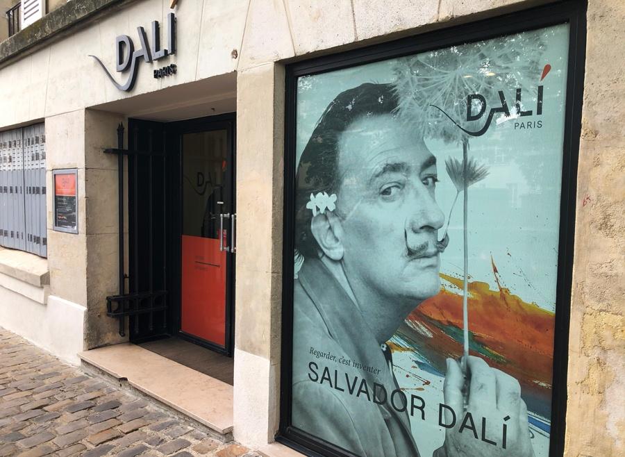 Muzeum Salvadora Dali w Paryżu – Dalí Paris