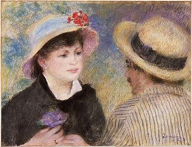 Aline Charigot – żona i modelka Renoira