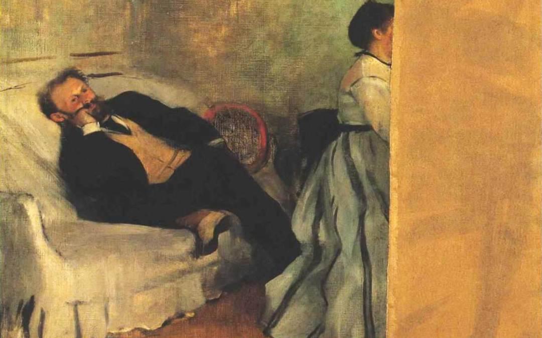 Edouard Manet – portrety żony