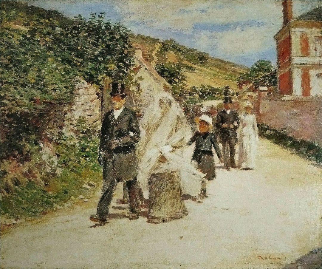 The Wedding March, (1892)