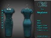 affiche-dress-mayahana-cyan