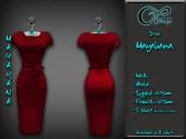 affiche-dress-mayahana-red