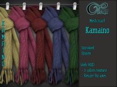 affiche-mesh-scarf-2016-kamaino-v4