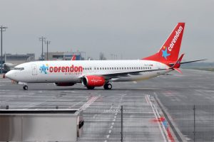 Corendon airlines holanda para o rio grande do norte
