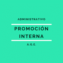 Administrativo Promoción Interna AGE