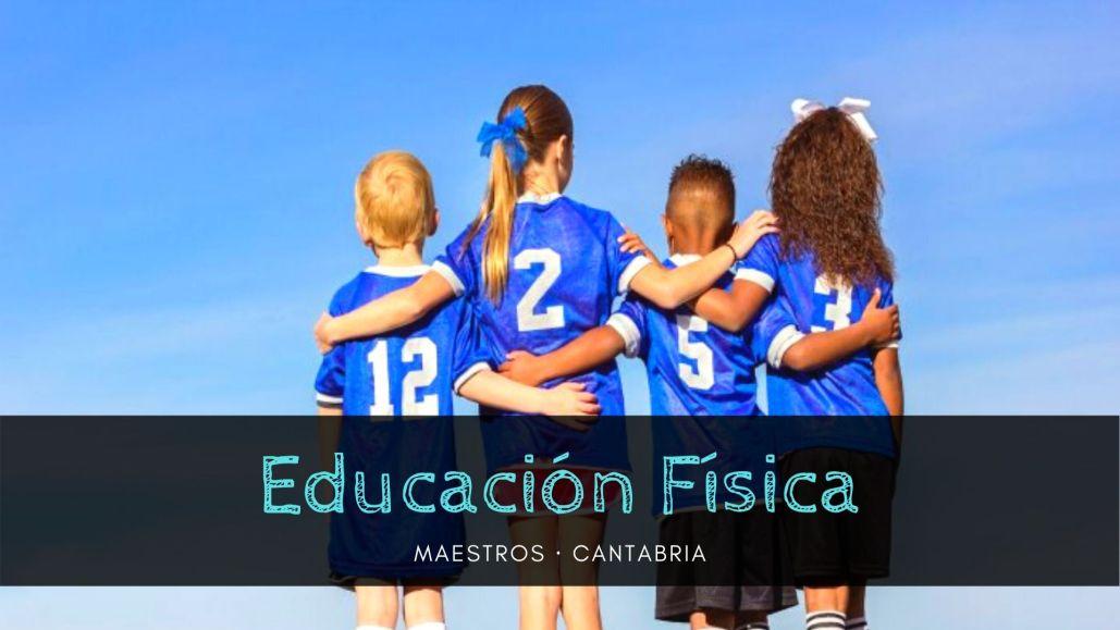 preparador oposiciones educacion fisica cantabria