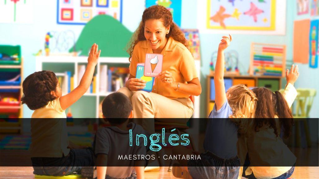 preparador oposiciones maestro ingles cantabria