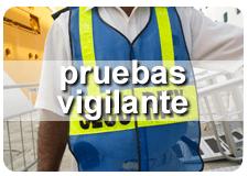 Pruebas Vigilante de Seguridad