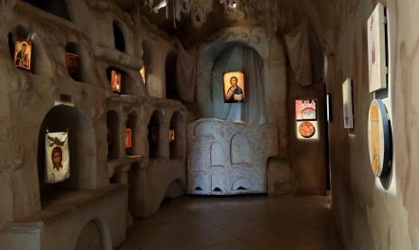 Supraśl - ikona Podlasia imiasteczko ikon