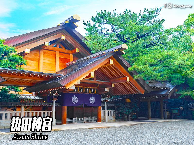 【Nagoya名古屋】Top 10必去景點! - Oppa Sharing