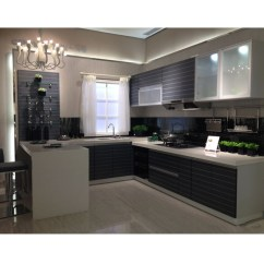 Melamine Kitchen Cabinets Window Treatments For Oppein Kitchens China
