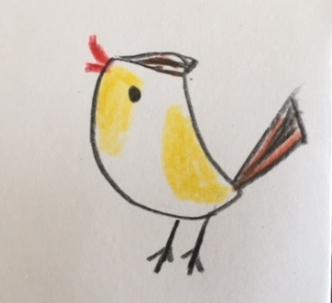 ツッコミ鳥