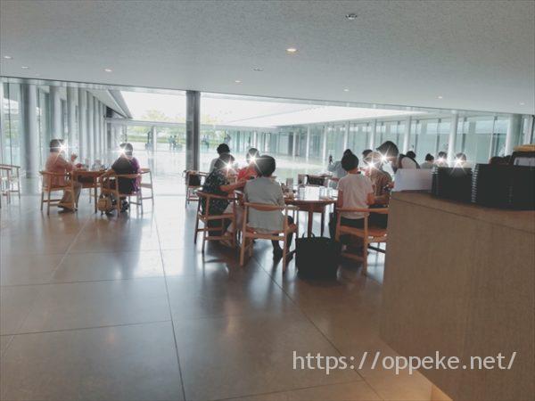 佐川美術館のカフェメニューはどんなん?必ず食べたい地元グルメ!