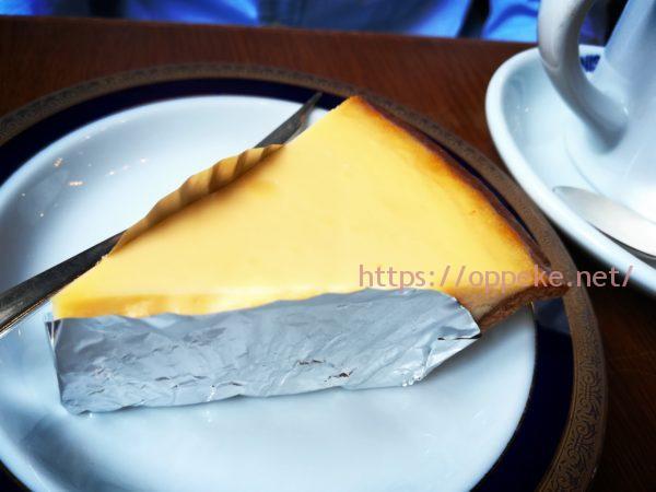 にしむら珈琲,チーズケーキ